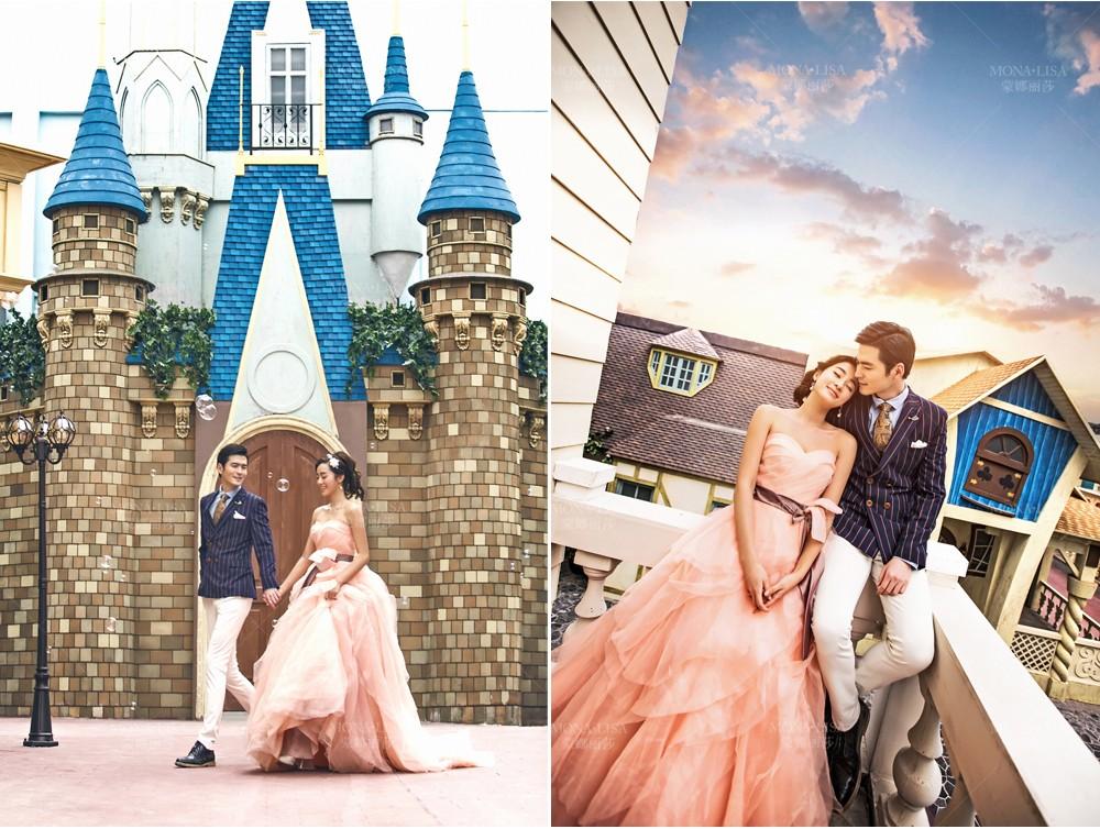 童话系列 | 皇家爱丁堡|玫瑰小镇|大鹏婚纱摄影基地