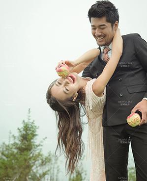 婚纱摄影照片