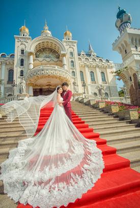 九月客照-欧式古堡庄园婚纱摄影