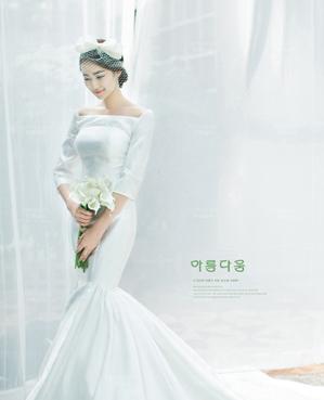 首尔之恋婚纱摄影照片