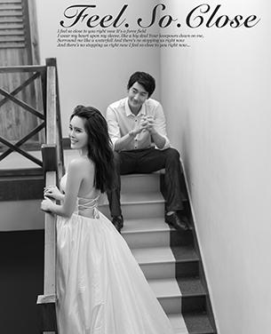 室内婚纱照|深圳婚纱照|韩国风婚纱摄|爱情湾海景
