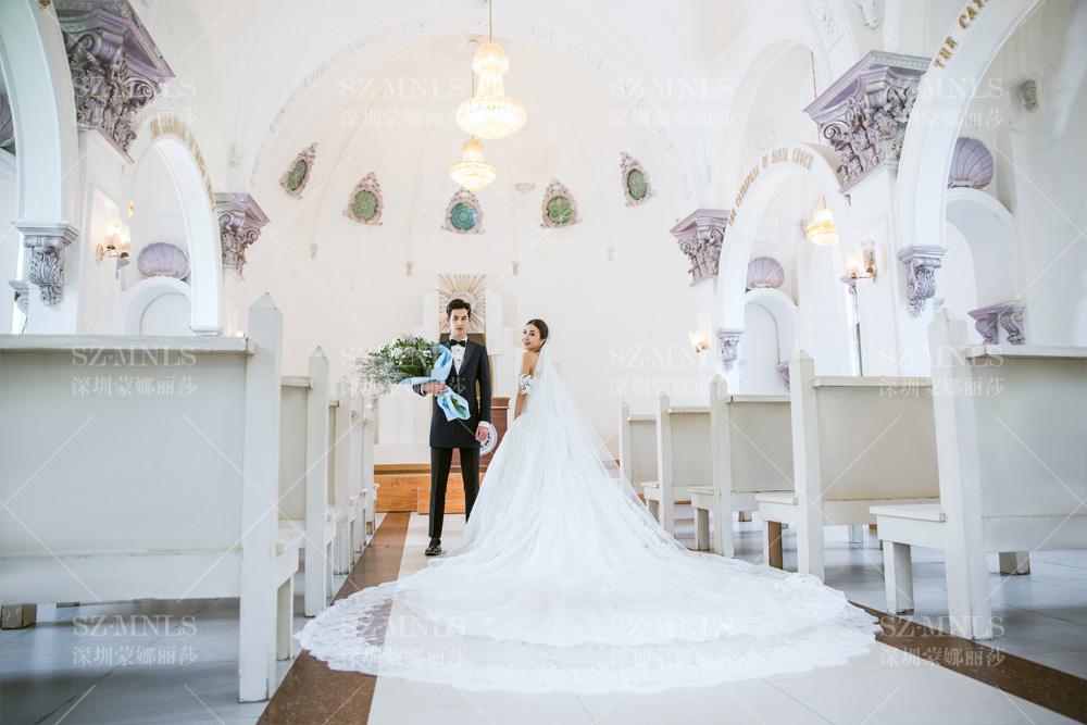 比萨主教堂 | 玫瑰海岸婚纱摄影基地比萨教堂特色景点