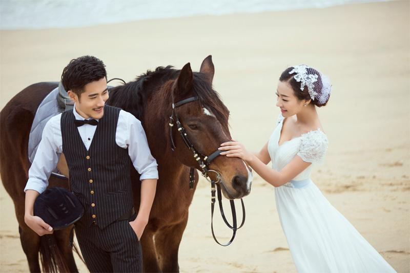 如何拍摄骑马婚纱照?骑马婚纱摄影拍摄注意事项