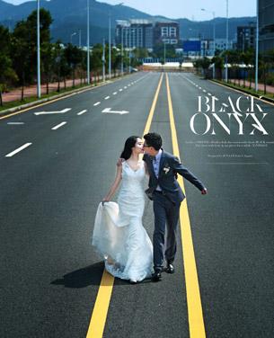 爱情公路婚纱摄影