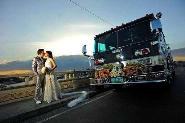 结婚要用什么车?盘点哪些有纪念意义而又简单的婚车!