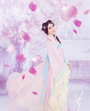 中国风艺术摄影作品