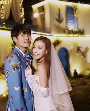 魅力夜景主题婚纱摄影