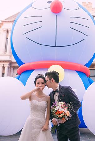 深圳婚纱摄影 蒙娜丽莎爱丁堡 婚纱照客片