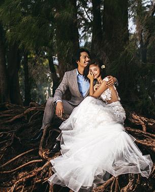 深圳婚纱摄影 外景主题婚纱照  蒙娜丽莎作品