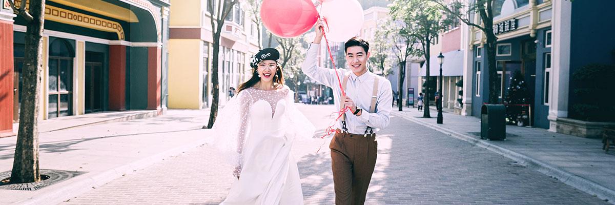 深圳婚纱摄影 蒙娜丽莎新景发布会 27周年店庆活动