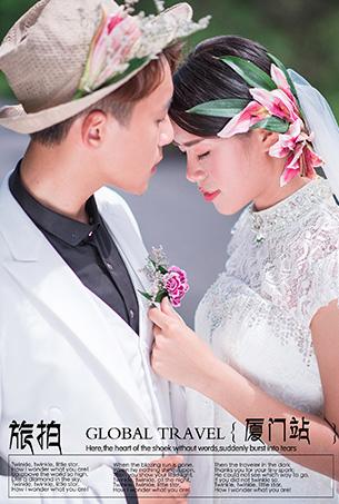 厦门旅拍客片,深圳婚纱摄影,深圳婚纱照