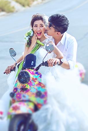 云南大理婚纱摄影,蒙娜丽莎环球旅拍,大理拍婚纱照