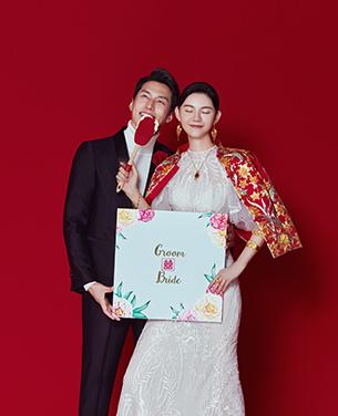 锦绣奇缘 中国风主题婚纱摄影
