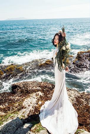 二月客照|柔情似水 爱如磐石