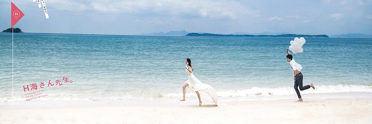 金贝湾浪漫海景