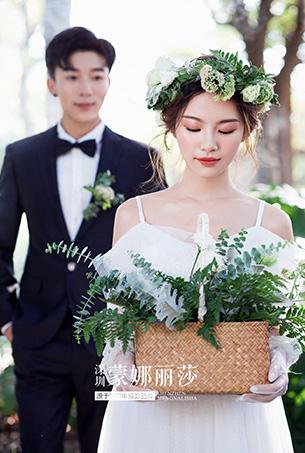 十月客照|婚礼进行曲