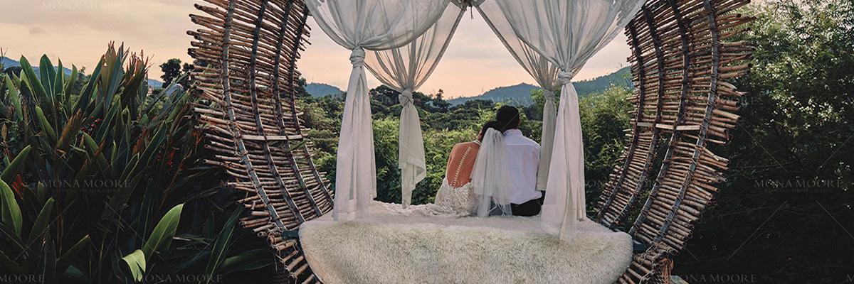 网红鸟巢-婚纱摄影主题