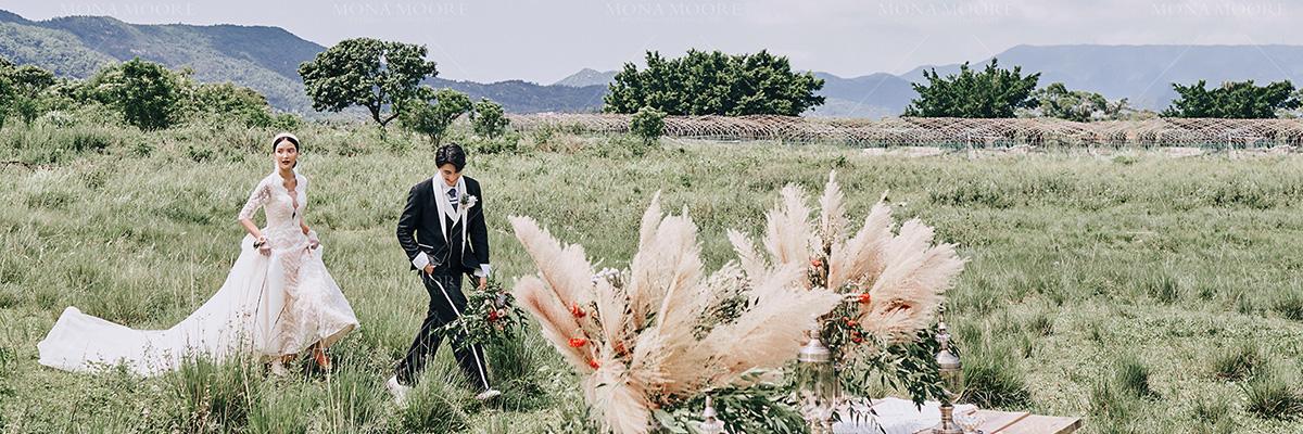 北欧婚礼-新西兰小镇婚纱摄影基地