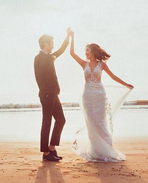 浪漫月半弯|浪漫山海风系列