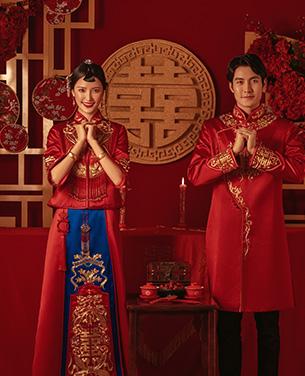 《相敬如宾》中国风系列