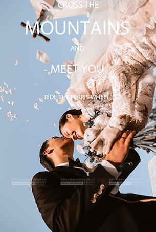 深圳蒙娜丽莎婚纱摄影《澳门·印象》旅拍系列原创作品欣赏