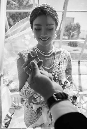 《情话》欧式婚礼纪实风格