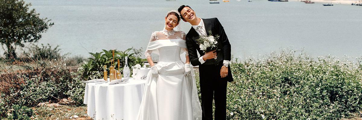 静水湖畔 深圳蒙娜丽莎婚纱摄影外景作品