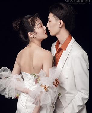 深圳蒙娜丽莎婚纱摄影个性系列婚纱摄影作品《简·爱》