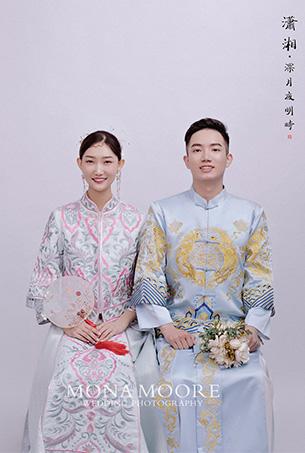 《潇湘》华美中国风