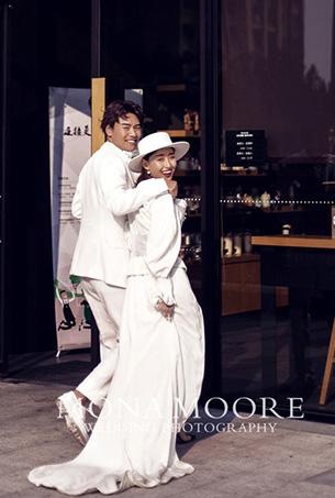 深圳蒙娜丽莎婚纱摄影原创客照作品《向往的生活》街拍个性风