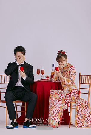 深圳蒙娜丽莎婚纱摄影原创客照作品《新国风3.0》古装系列
