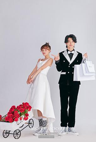 深圳蒙娜丽莎婚纱摄影原创客照作品《我最亲爱的》个性系列