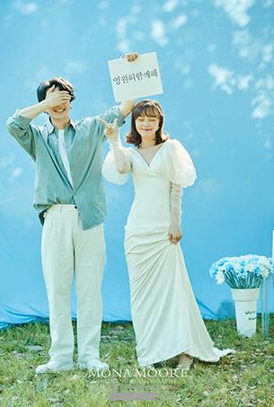深圳蒙娜丽莎婚纱摄影原创客照作品《因为爱情》个性系列