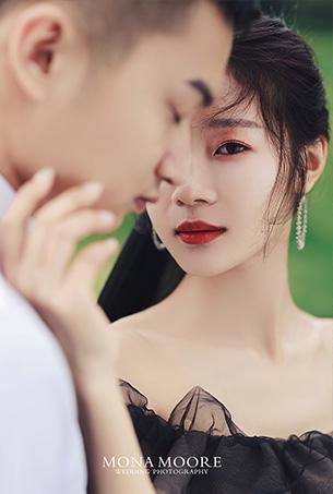 六月客照 清风徐来,深圳蒙娜丽莎婚纱摄影原创客照欣赏