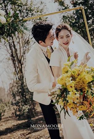 六月客照|婚礼时刻,深圳蒙娜丽莎婚纱摄影原创客照欣赏