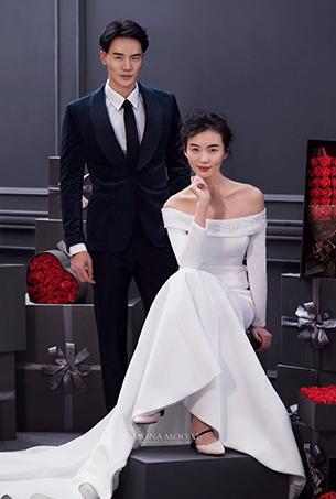 七月客照|最好的礼物,深圳蒙娜丽莎婚纱摄影个性客照作品