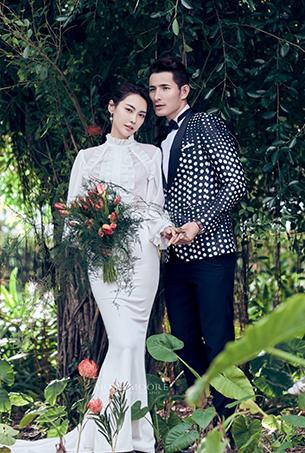 七月客照|绮园清晖,深圳蒙娜丽莎婚纱摄影个性客照作品