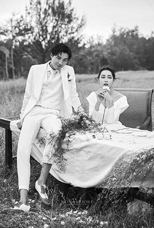 七月客照|牧云溪谷,深圳蒙娜丽莎婚纱摄影个性客照作品