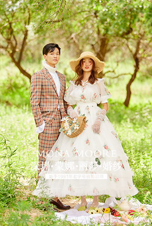 九月客照|爱的华尔兹,深圳蒙娜丽莎婚纱摄影个性客照作品