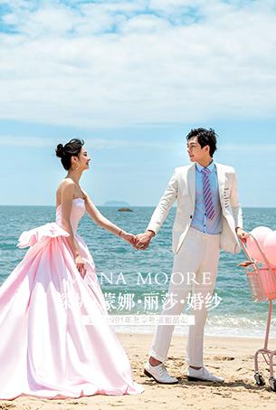 九月客照 夏日风景,深圳蒙娜丽莎婚纱摄影个性客照作品